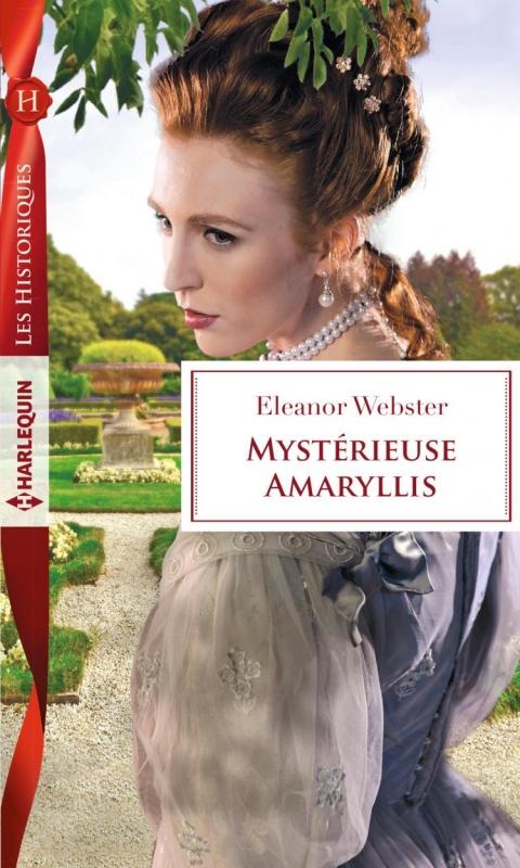 Couverture Mystérieuse Amaryllis