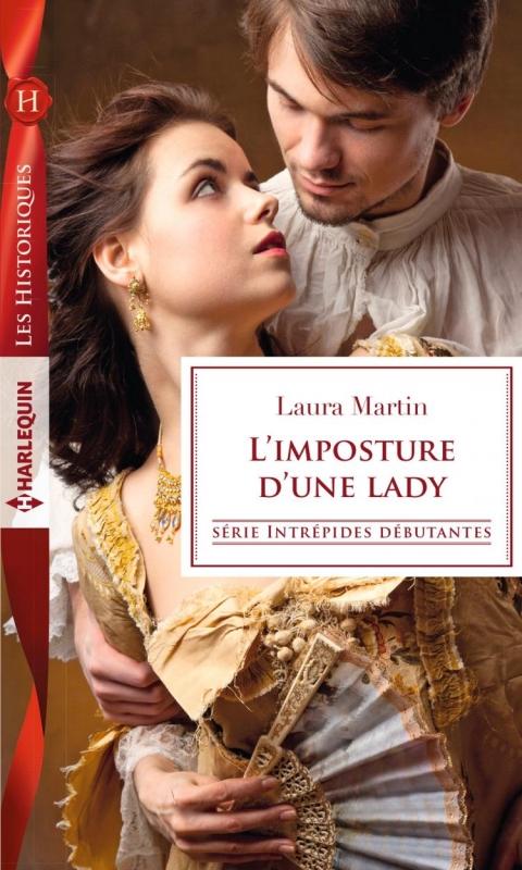 Couverture L'imposture d'une lady