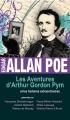 Couverture Les aventures d'Arthur Gordon Pym et les histoires extraordinaires Editions France loisirs 2017