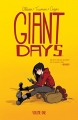 Couverture Giant days, tome 1 Editions Boom! Studios (Boom! Box) 2015