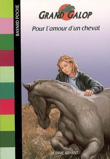 Couverture Pour l'amour d'un cheval