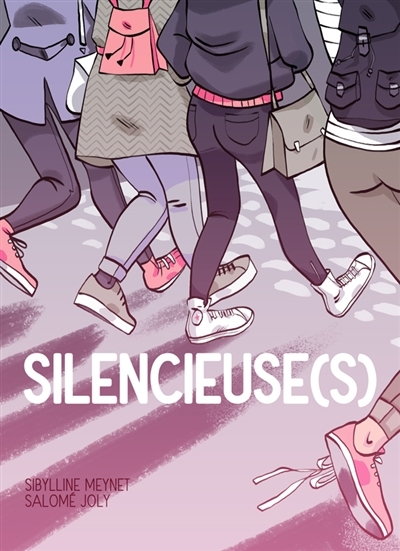Couverture Silencieuse(s)