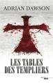 Couverture Les tables des templiers Editions Le Cherche Midi 2013