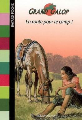 Couverture Grand galop, tome 50 : En route pour le camp