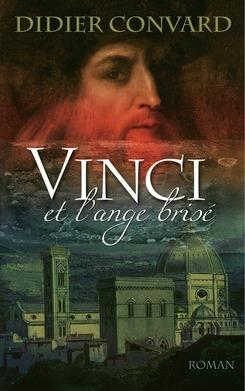 Couverture Vinci, tome 1 : L'Ange brisé