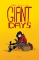 Couverture Giant days, tome 1 Editions Akileos 2017