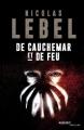 Couverture De cauchemar et de feu Editions Marabout (Marabooks) 2017