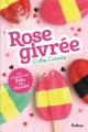 Couverture Rose givrée Editions Nathan 2017