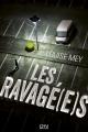 Couverture Les ravagé(e)s Editions 12-21 2016