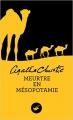 Couverture Meurtre en Mésopotamie Editions Le Masque 2012