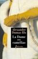 Couverture La Dame aux camélias Editions Libretto 2017
