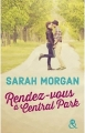 Couverture Rendez-vous à Central park Editions Harlequin (&H) 2017