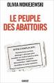 Couverture Le peuple des abattoirs Editions Grasset (Documents français) 2017