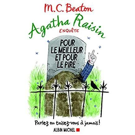 Couverture Agatha Raisin enquête, tome 05