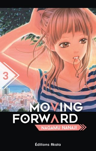 Couverture Moving forward, tome 03