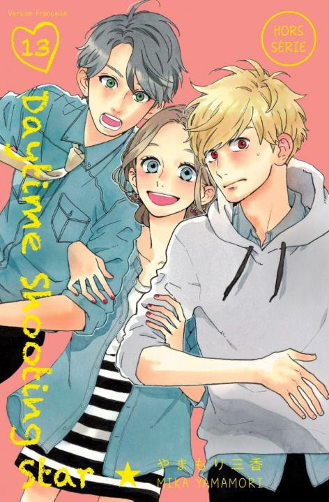 Couverture Daytime Shooting Star, tome 13
