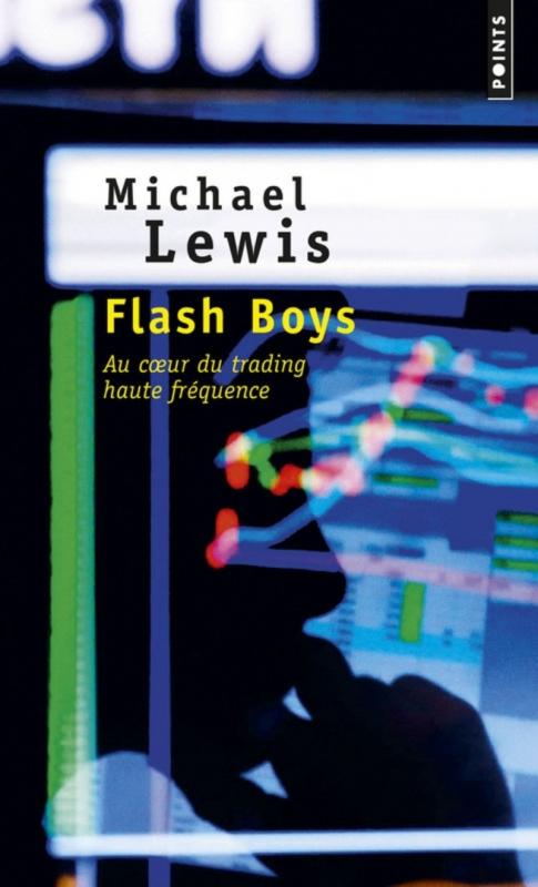 Couverture Flash Boys