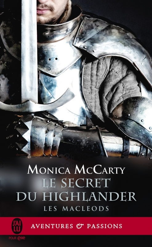 Couverture Les MacLeods, tome 2 : Le secret du Highlander