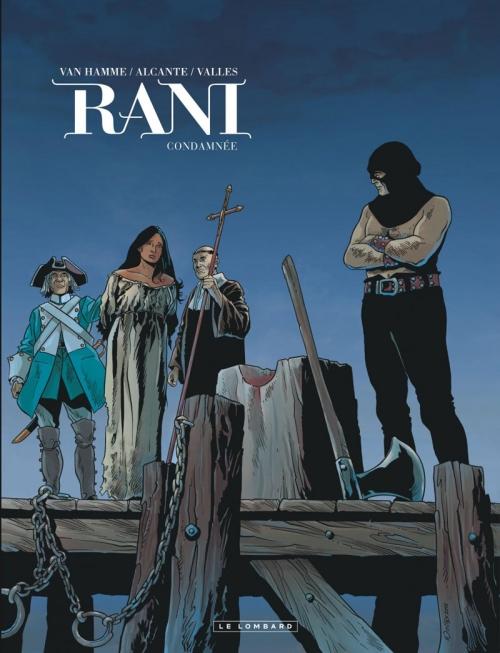 Couverture Rani, tome 6 : Condamnée