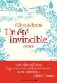 Couverture Un été invincible Editions Albin Michel 2017