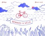 Couverture Renard à Vélo Editions Rue de l'échiquier 2016