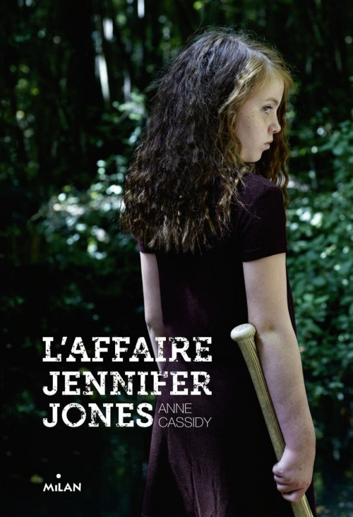 Couverture L'affaire Jennifer Jones