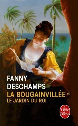 Couverture La Bougainvillée, tome 1 : Le jardin du roi