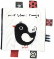 Couverture Noir blanc rouge Editions Tourbillon 2011