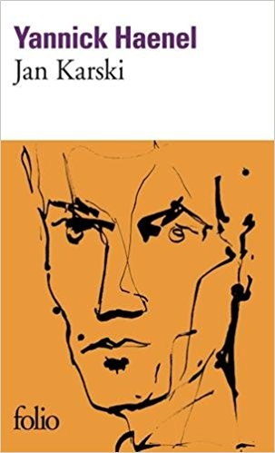 Couverture Jan Karski