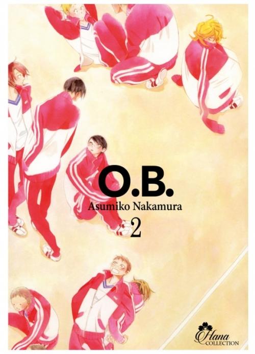 Couverture O.B., tome 2