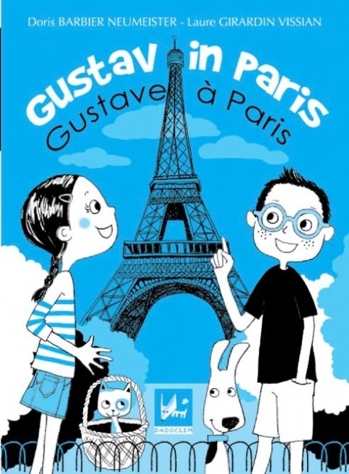 Couverture Gustave à Paris