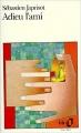 Couverture Adieu l'ami Editions Folio  1992