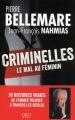 Couverture Criminelles : Le mal au féminin Editions First 2017