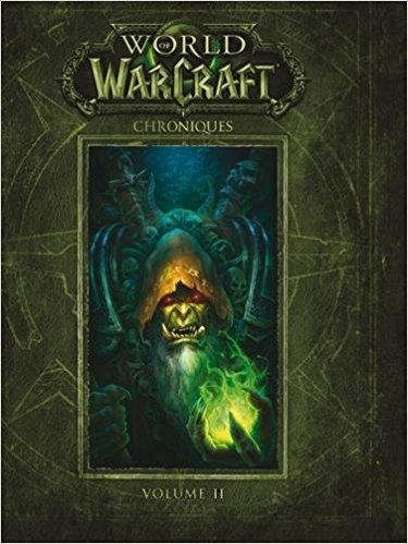 Couverture World of Warcraft : Chroniques, tome 2