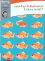Couverture Le liseur du 6h27 Editions Gallimard  (Ecoutez lire) 2015