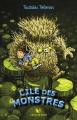 Couverture L'île des monstres Editions Robert Laffont (R - Jeunesse) 2017