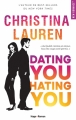 Couverture Dating you, hating you Editions Hugo & cie (New romance) 2017