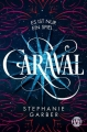 Couverture Caraval Editions Piper 2017
