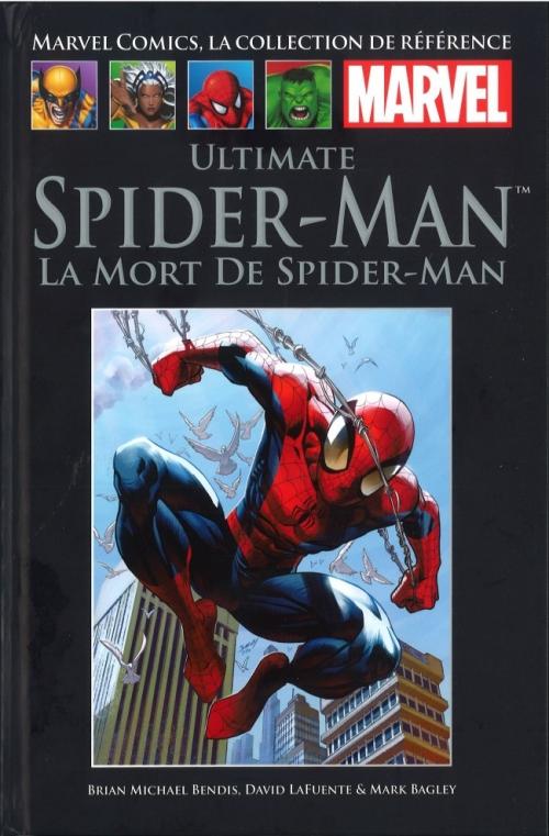 Couverture Ultimate Spider-Man : La Mort de Spider-Man