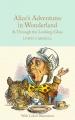 Couverture Alice au Pays des Merveilles, De l'autre côté du miroir / Tout Alice / Alice au Pays des Merveilles suivi de La traversée du miroir Editions Macmillan 2011