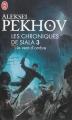 Couverture Les chroniques de Siala, tome 3 : Le vent d'ombre Editions J'ai Lu (Fantasy) 2013