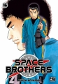 Couverture Space Brothers, tome 16 Editions Pika (Seinen) 2016