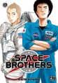 Couverture Space Brothers, tome 17 Editions Pika (Seinen) 2016