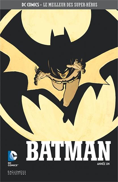 Couverture Batman: Année Un