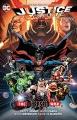 Couverture Justice League (Renaissance), tome 10 : La guerre de Darkseid, partie 2 Editions DC Comics 2016