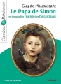 Couverture Le papa de Simon et 5 nouvelles réalistes et fantastiques Editions Magnard (Classiques & Patrimoine) 2017