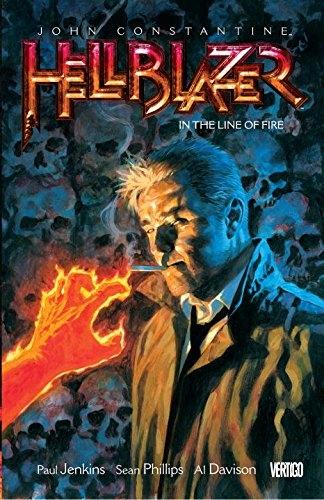 Couverture Hellblazer (Vertigo), book 10 : In The Line Of Fire