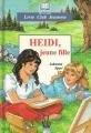Couverture Heidi jeune fille / Heidi, jeune fille Editions Hemma (Livre club jeunesse) 1994