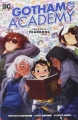 Couverture Gotham Academy, tome 3 : Yearbook Editions DC Comics 2016