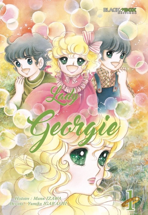 Couverture Georgie, tome 1